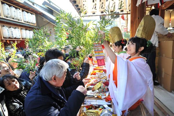 今宮戎神社:今宮戎祭り
