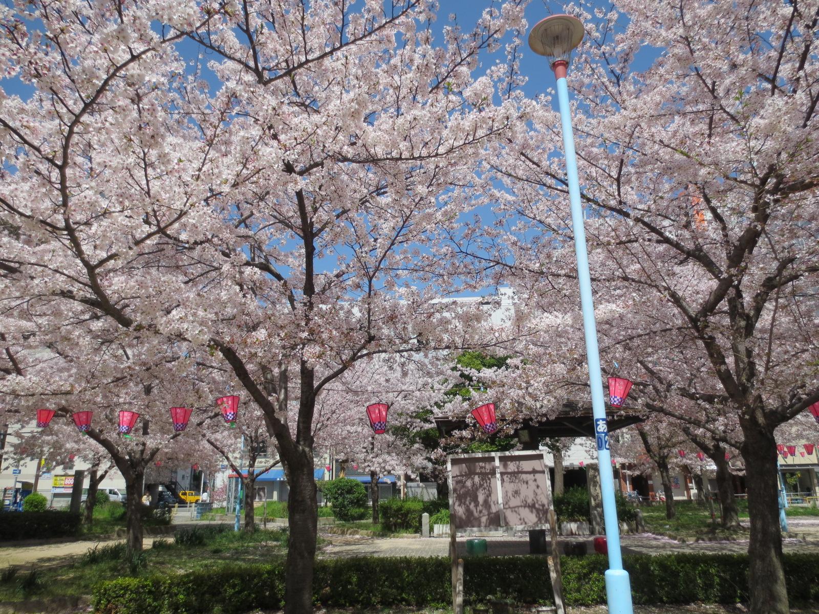 浪速区:鴎町公園(かもめまちこうえん)