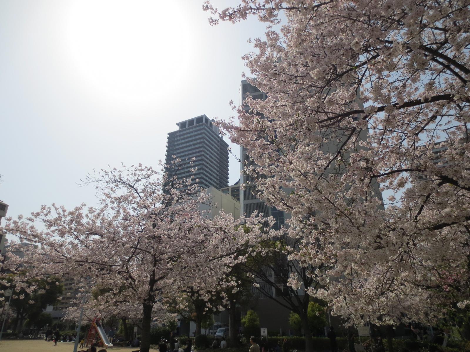 浪速区:元町中公園