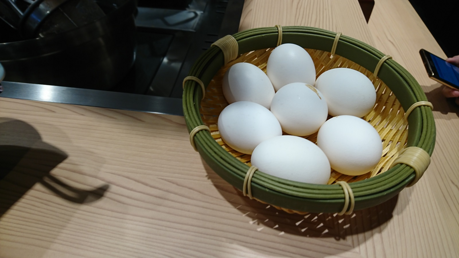 大阪牛肉ラーメンわだ:玉子