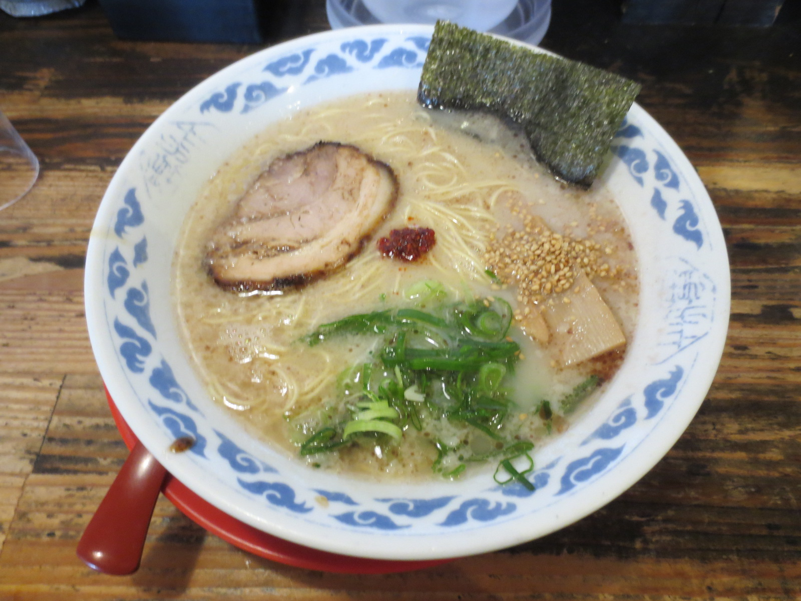 亀王恵美須町店:昔味